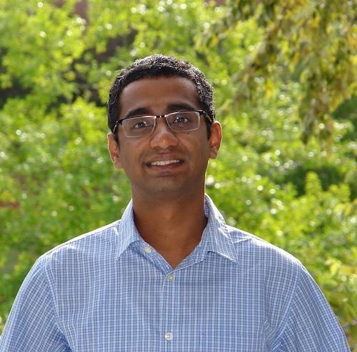 Associate Professor Arvind Saibaba